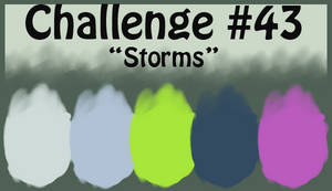 May Challenge: Storms by Seraphyne