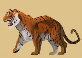 tiger 2 by SuperPLLC
