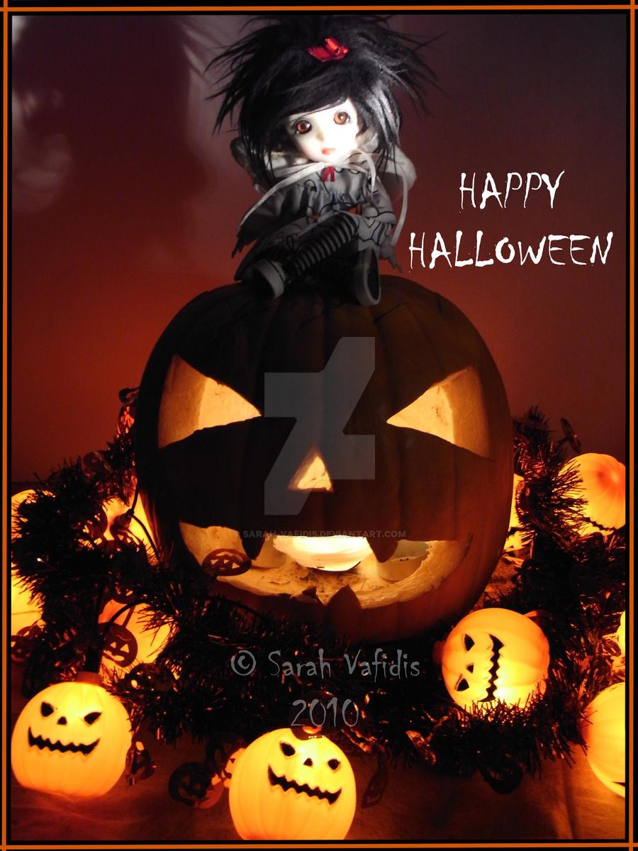 Halloween contest entry by Sarah-Vafidis
