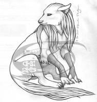 Dreadwolves - Tod by opticalxarsenal