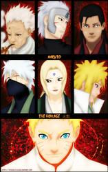 Naruto Special Gaiden  - The Hokage by iPhenixia