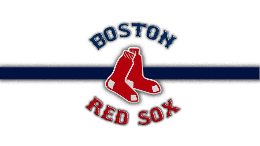 Boston Red Sox Stripe WP By Muskrat2k1
