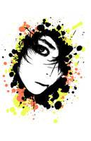 Face Splatter by stfusambang