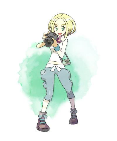 Viola Pokemon X and Y by PokemonXandYbrave
