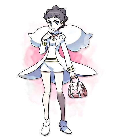 Diantha | Pokemon people, Pokemon champions, Pokemon