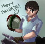 Dorohedoro Secret Santa: Tetsujo!