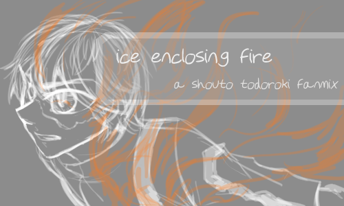 Ice Enclosing Fire by YuPuffin