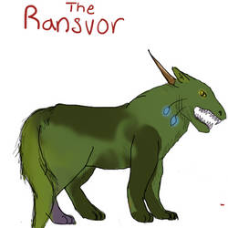 The Ransvor: A species of the Swamp