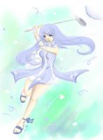 PANGYA PSP Arin by SweetieMoon