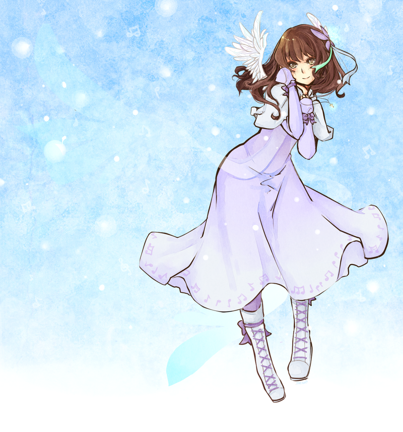 Winter Amiena by SweetieMoon