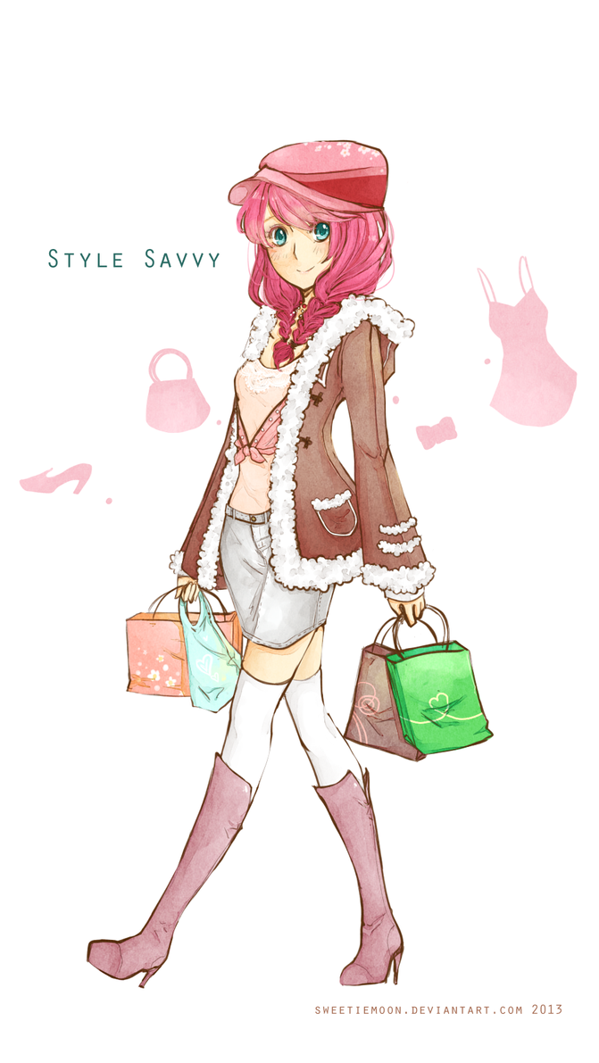 Style Savvy By SweetieMoon On DeviantArt