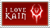 I Love Kain stamp by Jewel-Reaver