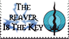 The Reaver is the Key stamp by Jewel-Reaver