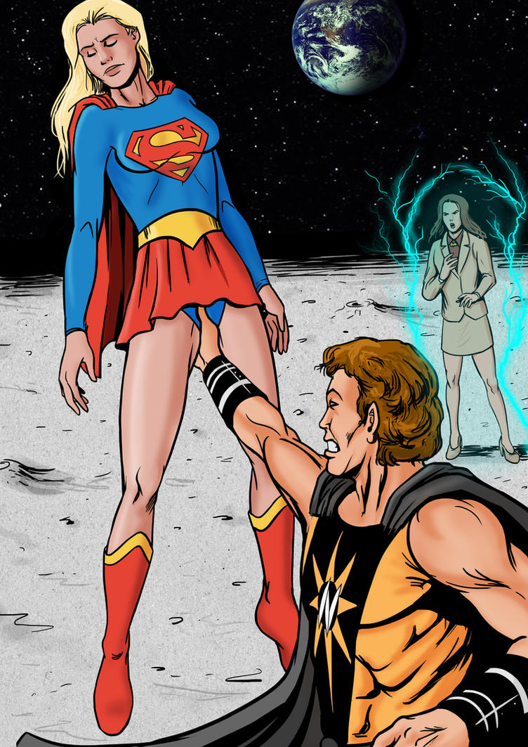 Supergirl 07 by Eviltrevor