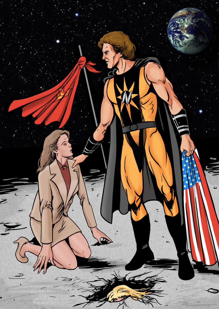 Supergirl 09 (finish) by Eviltrevor