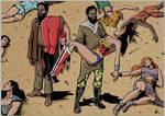 Wonder Woman terrorist beach