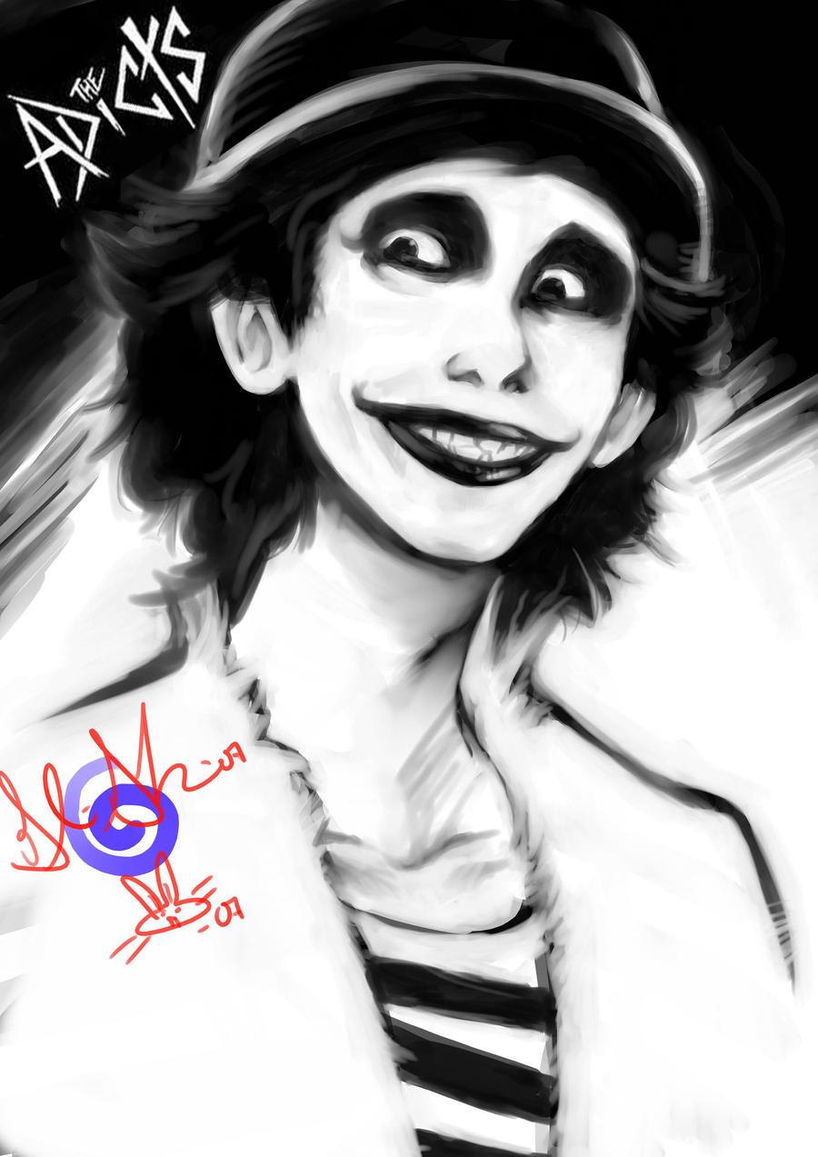 Joker in the Pack by Redboi on DeviantArt