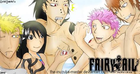dragon family by the-inuzuka-master