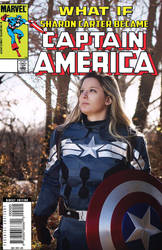WHAT IF Sharon Carter became CAPTAIN AMERICA