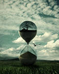 Hour Glass by Sagim