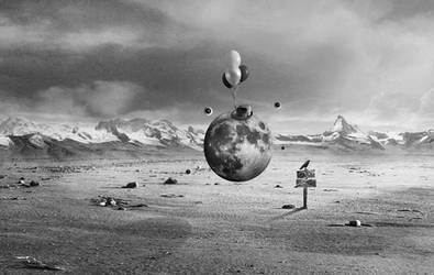 The Last Moon by Sagim