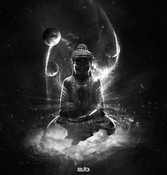 Return Of The Buddha by Sagim