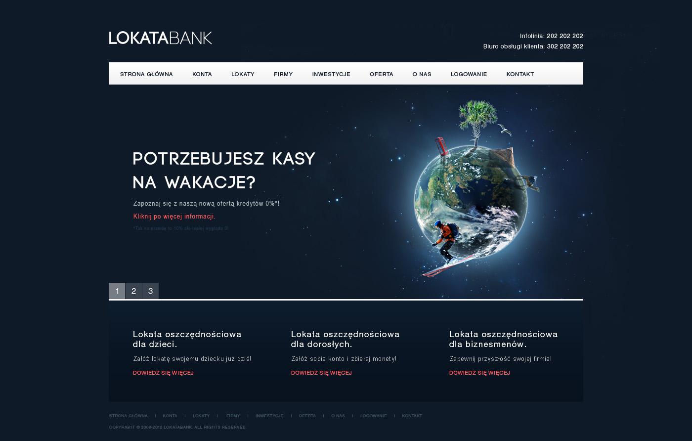 LokataBank by Sagim