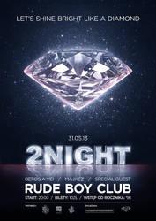 2NIGHT Poster