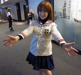 Nagisa wants a hug ~