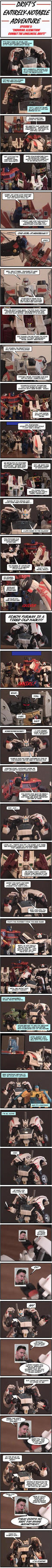 Drift's Notable Adventure- P5 by MikePriest83