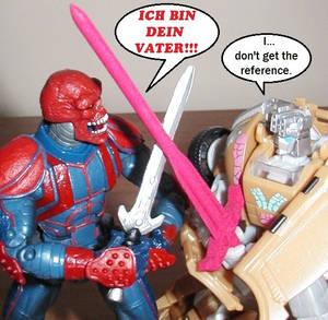 Ich Bin Dein Vater!!!