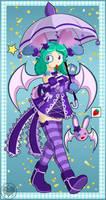 Goth Lolita Poison-Berry
