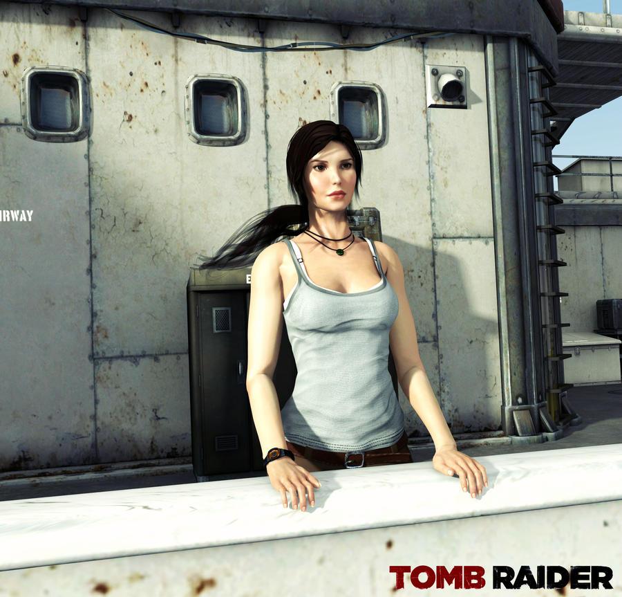 New Tomb Raider Wallpaper: Tomb Raider_Turning Point By AlexCroft25 On DeviantArt