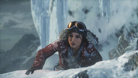 Rise of the Tomb Raider by AlexCroft25
