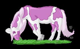 Milka pony by Merleee