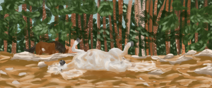 #05 - Mud bath by Merleee