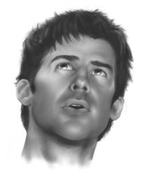 Sheppard in Pencil by Calcitrix