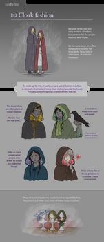 Iadlain: Cloak fashion