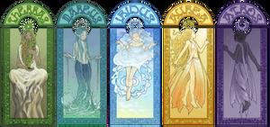 Arcem Alva: The Five Gods