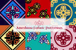 Amedran Fabric Patterns