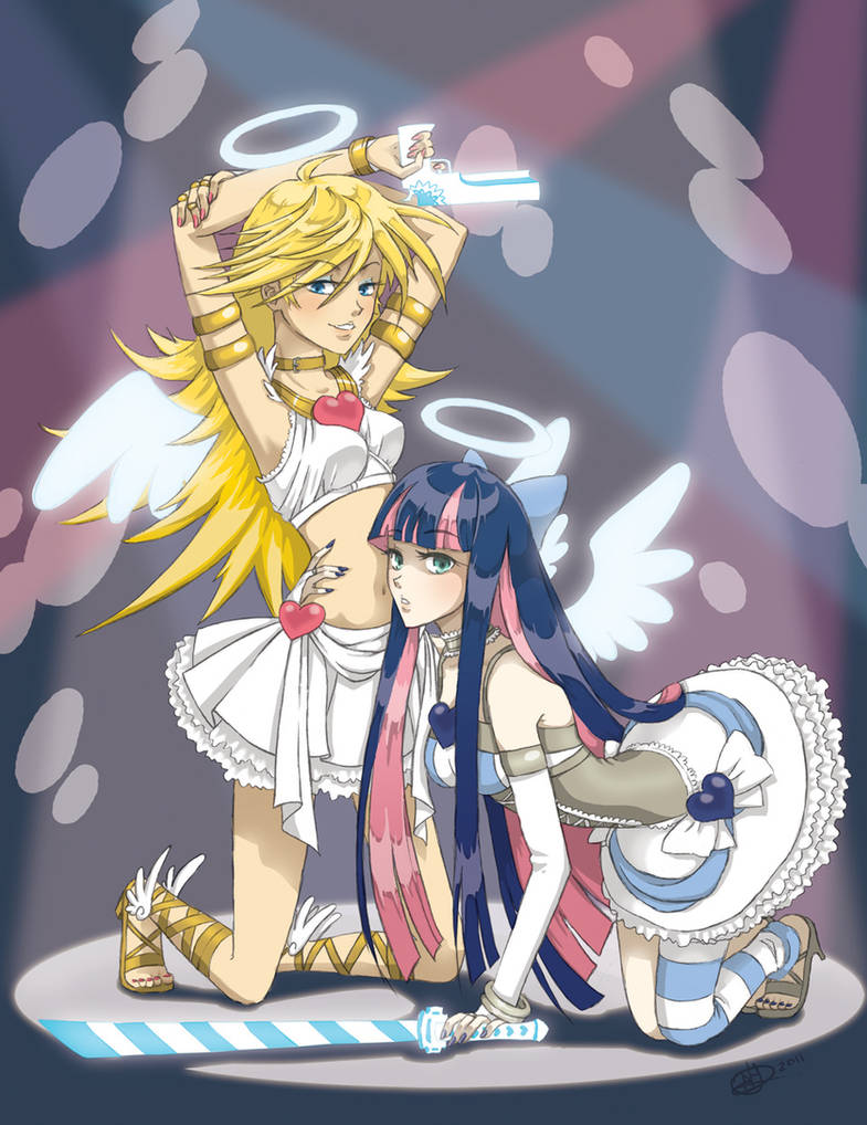 Panty and Stocking - Angel Mode
