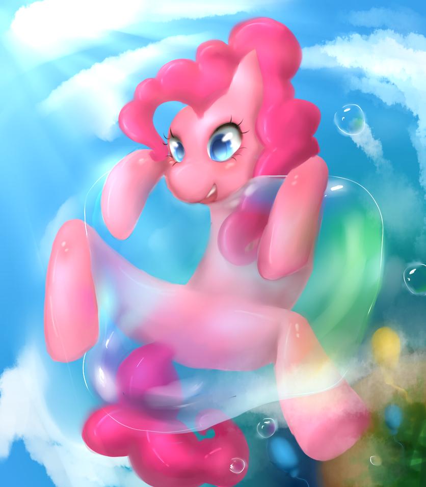 Burbujas flotantes by imara000