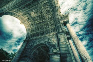 Arche in Paris by Unicorne
