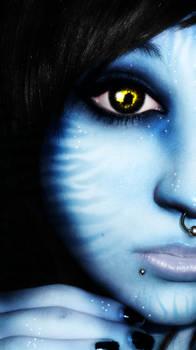 Personal Avatar Na'vi