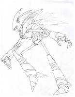 Metal Sonic by Lord-Zymeth