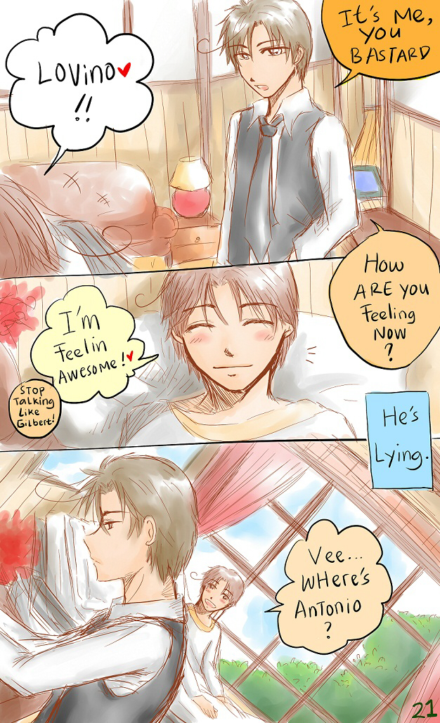 Hetalia--Our Last Moment--Page 21 by aphin123