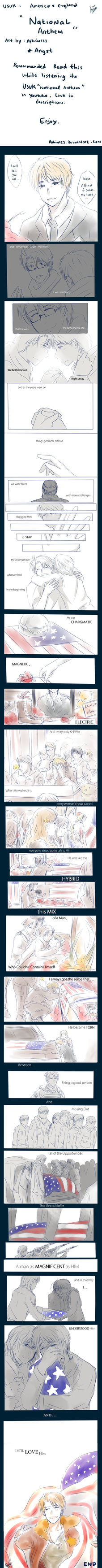 APH -- USUK -- National Anthem by aphin123