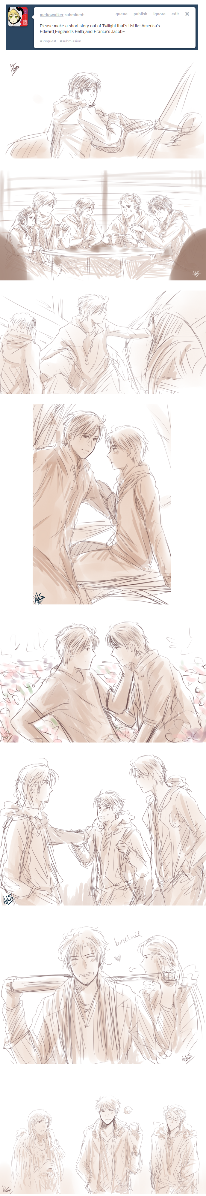 APH -- USUK -- Twilight Saga by aphin123