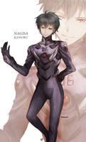 Evangelion - Shall we , Shinji-kun ?