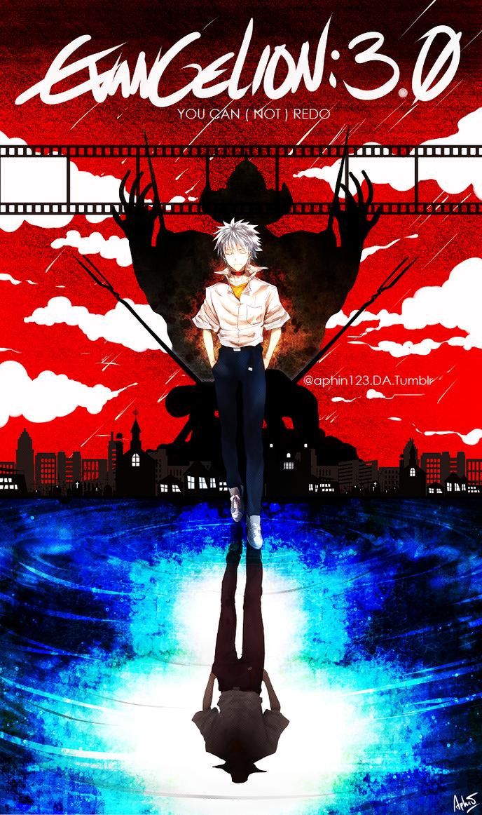 Evangelion : 3.0 | Multi | 1CD | BDRiP | 2012